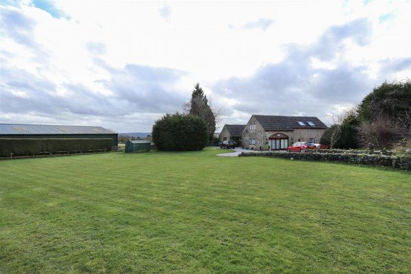 Longacre Lodge, Foxholes Lane, Tansley, Matlock, DE4 5LF
