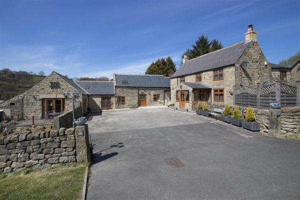 Cotton House Farm, Amber Lane, Ashover, Derbyshire, S45 0DZ
