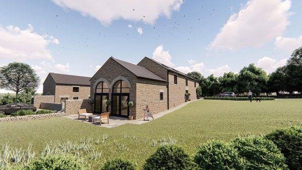 3 Park House Farm, Pilsley Road, Lower Pilsley, Chesterfield, S45 8DL