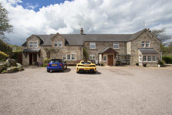Yew Tree Lodge, New Road, Alderwasley, Derbyshire, DE56 2SQ