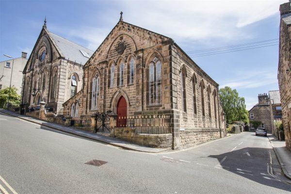 The Old Sunday School, Bank Road, Matlock, DE4 3GL